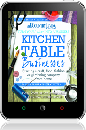 Cover of Kitchen Table Businesses (FREE TASTER) (Tablet)