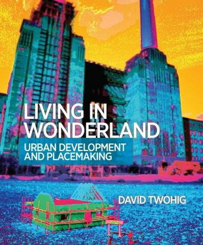 Cover of Living in Wonderland by David Twohig