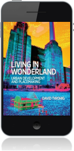 Cover of Living in Wonderland (Mobile Phone)