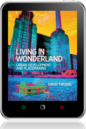 Cover of Living in Wonderland (Tablet)