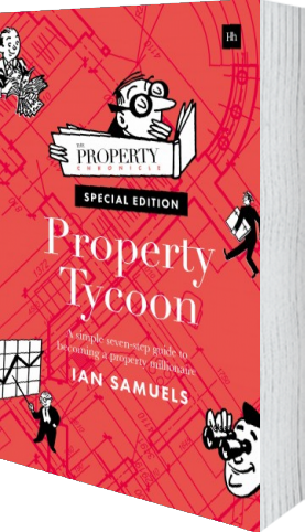 Cover of Property Tycoon (Paperback) by Ian Samuels