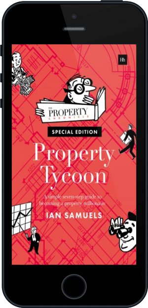 Cover of Property Tycoon (Mobile Phone)