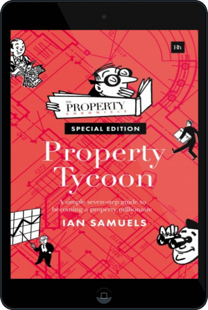 Cover of Property Tycoon (Tablet)