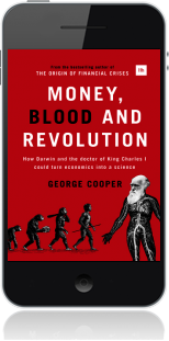 Cover of Money, Blood and Revolution on Mobile by George Cooper