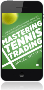Cover of Mastering Tennis Trading on Mobile by Daniel Weston