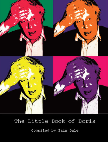 Cover of The Little Book of Boris by Iain Dale