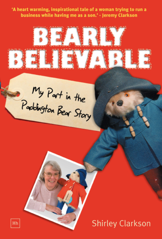 Cover of Bearly Believable by Shirley Clarkson
