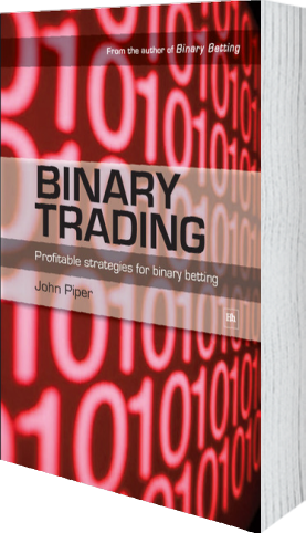 Cover of Binary Trading (Paperback) by John Piper