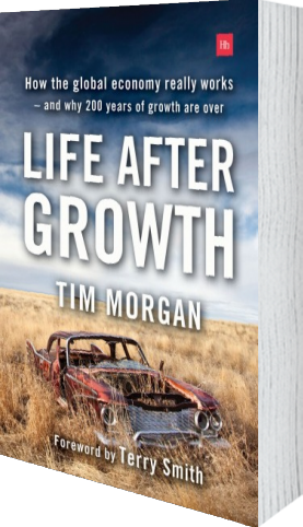 Cover of Life After Growth (Hardback) by Tim Morgan