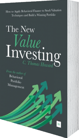 Cover of The New Value Investing (Paperback) by C. Thomas Howard