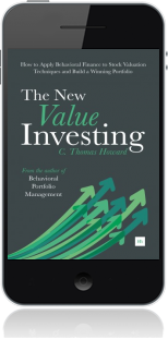 Cover of The New Value Investing (Mobile Phone)