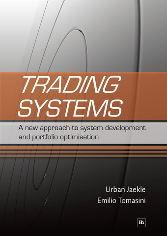Cover of Trading Systems by Emilio Tomasini andUrban Jaekle