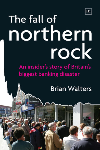 Cover of The Fall of Northern Rock by Brian Walters