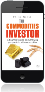 Cover of The Commodities Investor on Mobile by Philip Scott