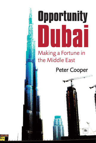 Cover of Opportunity Dubai by Peter Cooper